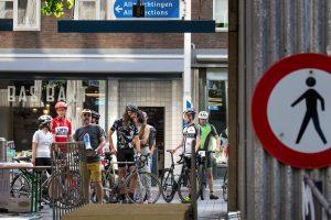 Mont thornico klimtijdrit wielrennen Thornico Building Rotterdam
