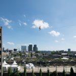 koorddanser Thornico Building Rotterdam dreamwalkers Rotterdamse dakendagen