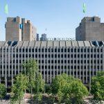 koorddanser Thornico Building Rotterdam dreamwalkers